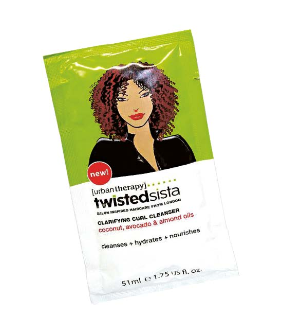 TWISTED SISTA Clarifying Curl Cleanser