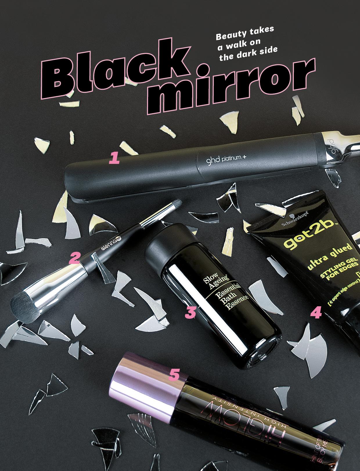 Black mirror - dark beauty