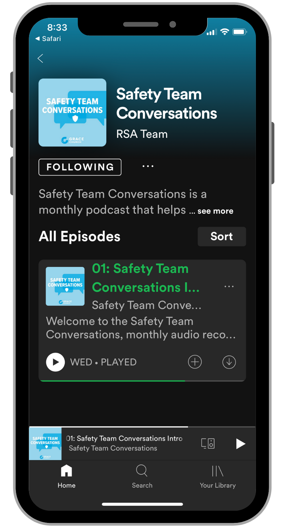 Safety Team Conversations, a podcast built by CultureBus