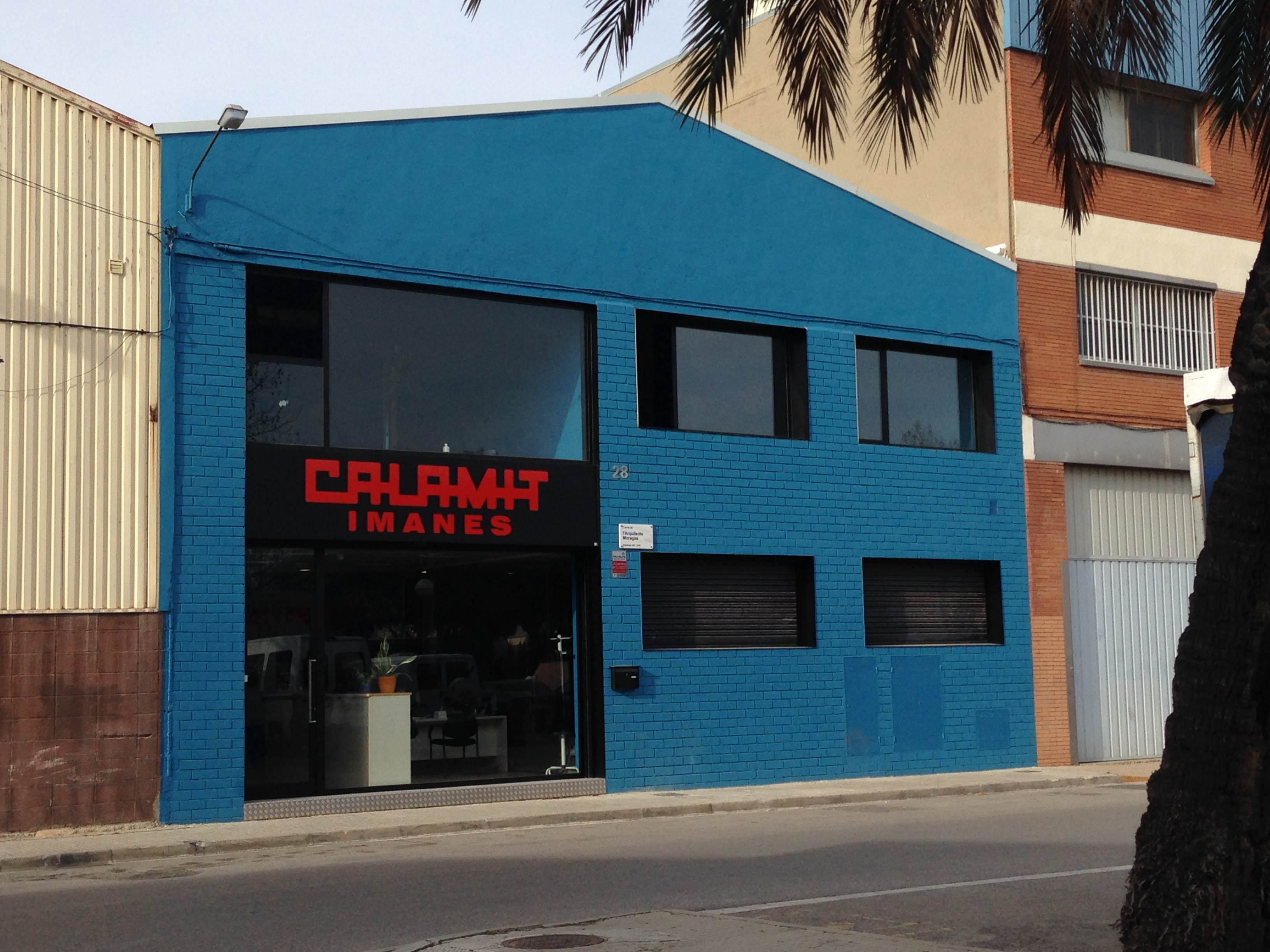 Bureaux de Calamit Espagne à Barcelone