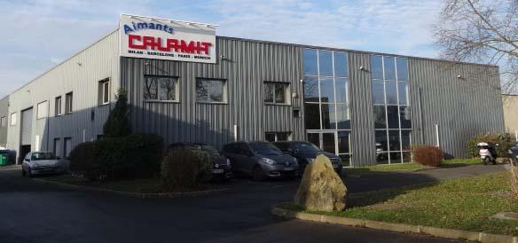 Bureaux de Aimants Calamit France à Villeparisis