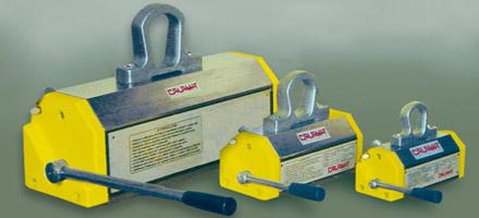 Porteur magnétique pour le soulèvement de matériaux ferreux, tôles, plaques ferromagnétiques