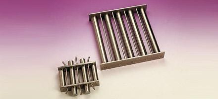 Grille magnétique néodyme ou ferrite