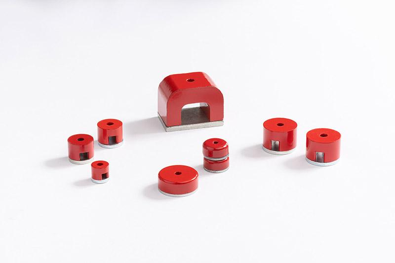 Base Magnétique Alnico Import Type B, Type C ou Type D