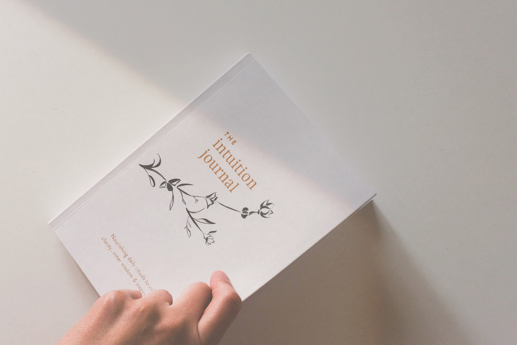 The Intuition Journal by Jo ChunYan Cover Product Shot 9781786782793