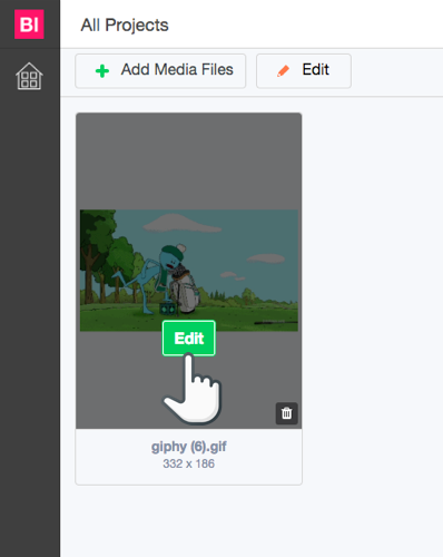 Convert Gif to Video online