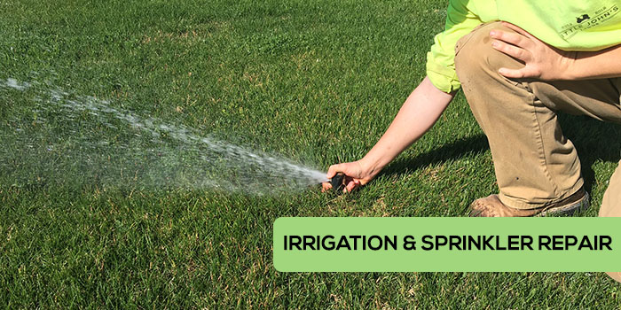 Irrigation and Sprinkler Repair in Gilbert, Chandler, and Mesa Arizona by Little John's Lawns