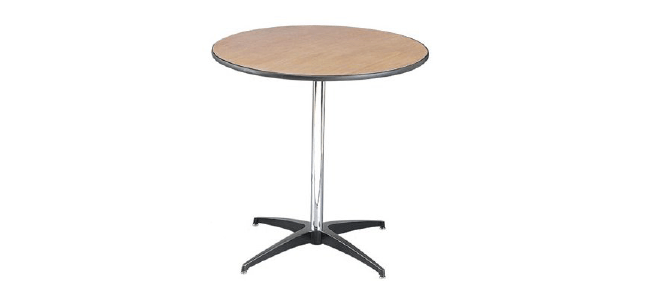 Bisto Table Rental