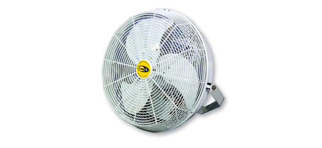 Mounted Fan Rental