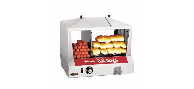 Hotdog Steamer Rental