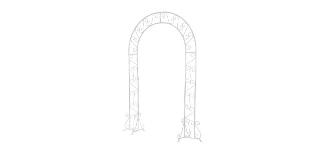 White Archway Rental