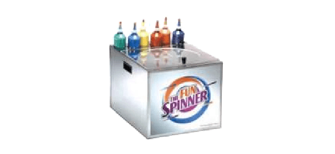 Spin Art Machine Rental