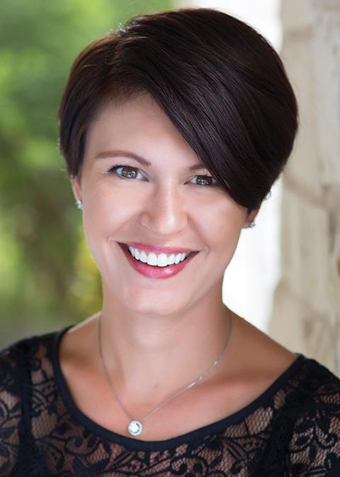 Alexandra Jauregui, Director of Client Services