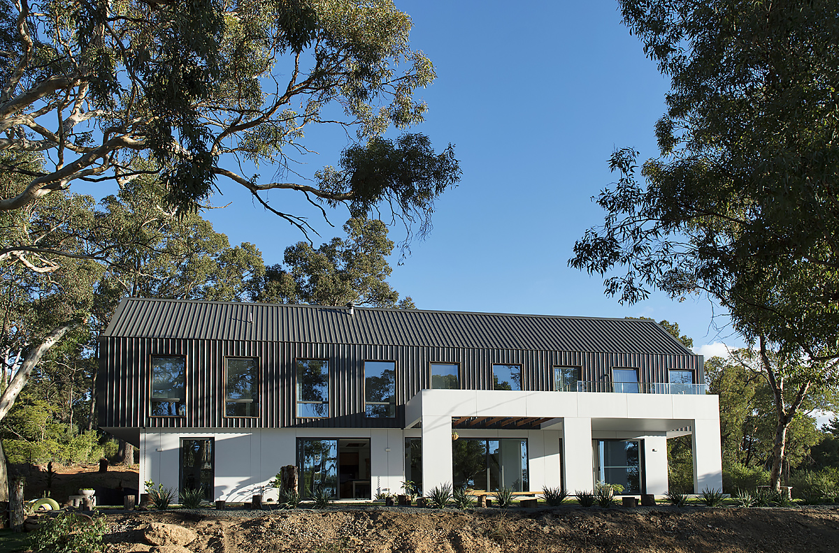 modern modular homes WA