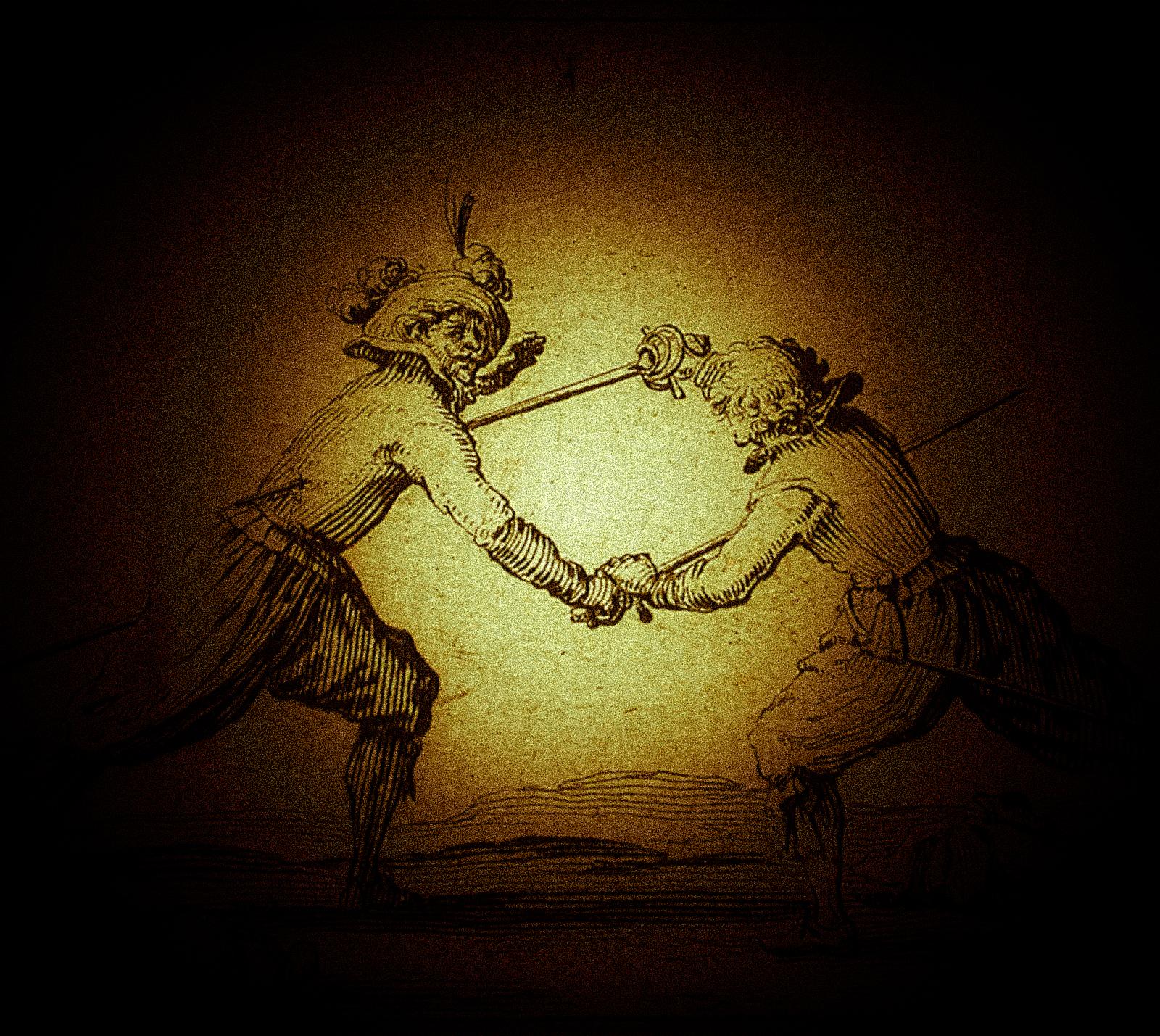 sword duel