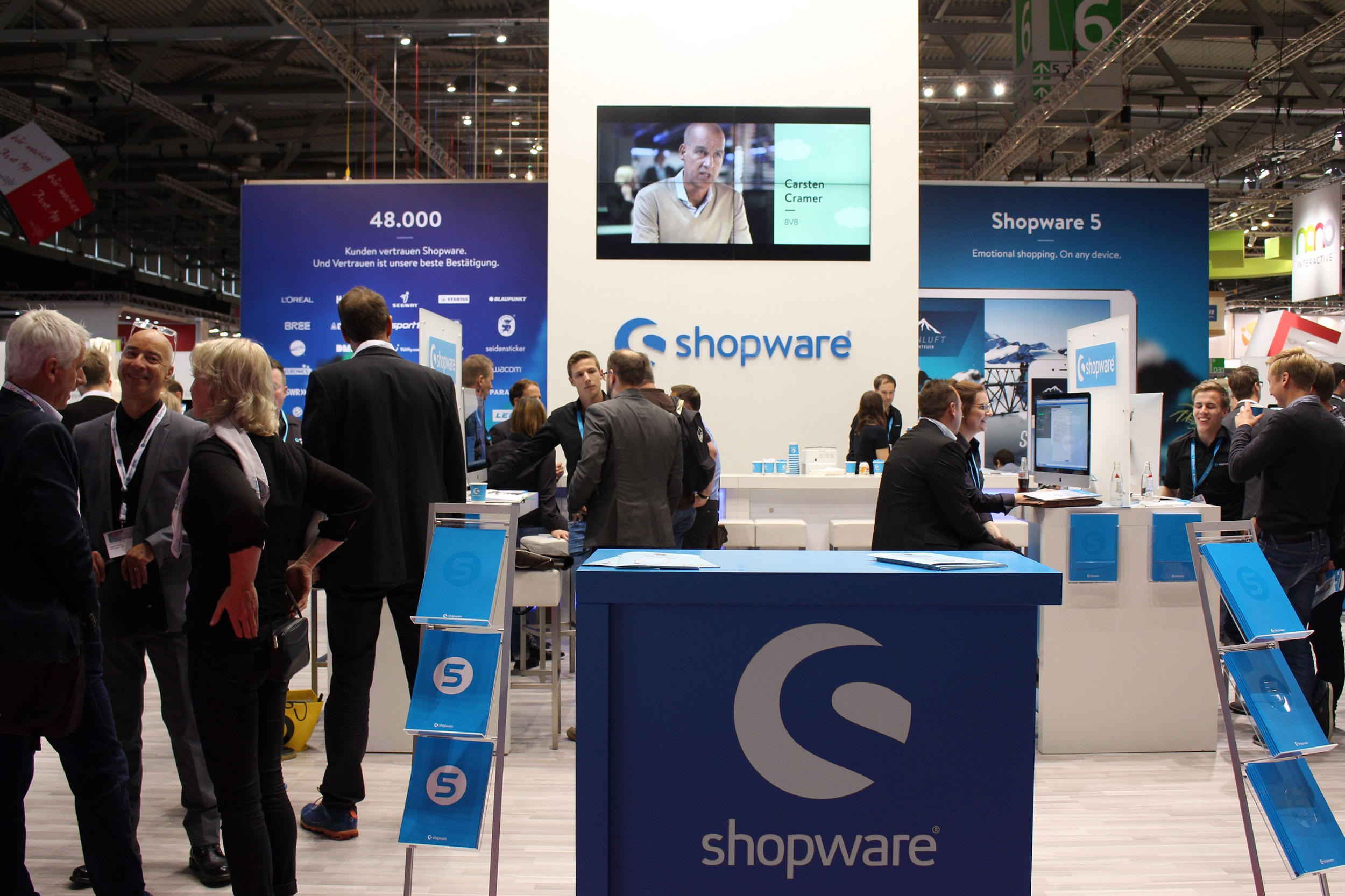 Shopware Online Shop Solutions powered by der E-Commerce Agentur Proxation München