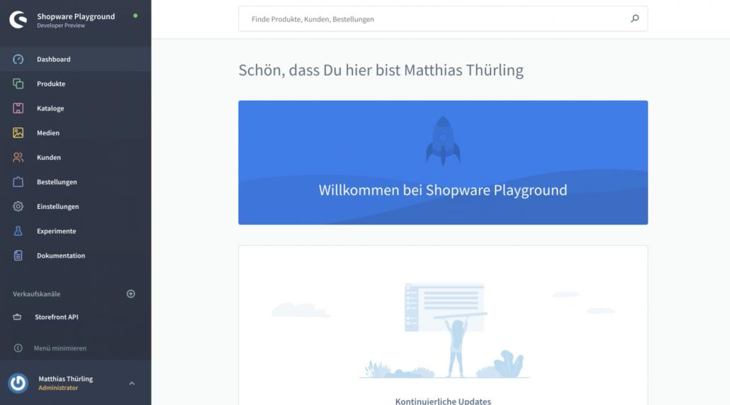Shopware Online Shop Solutions powered by der E-Commerce Agentur Proxation München