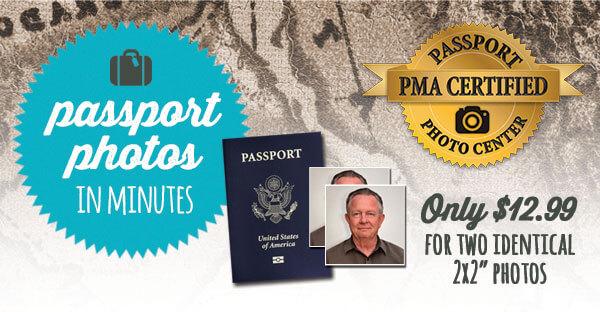 Passport Photo Services near me now