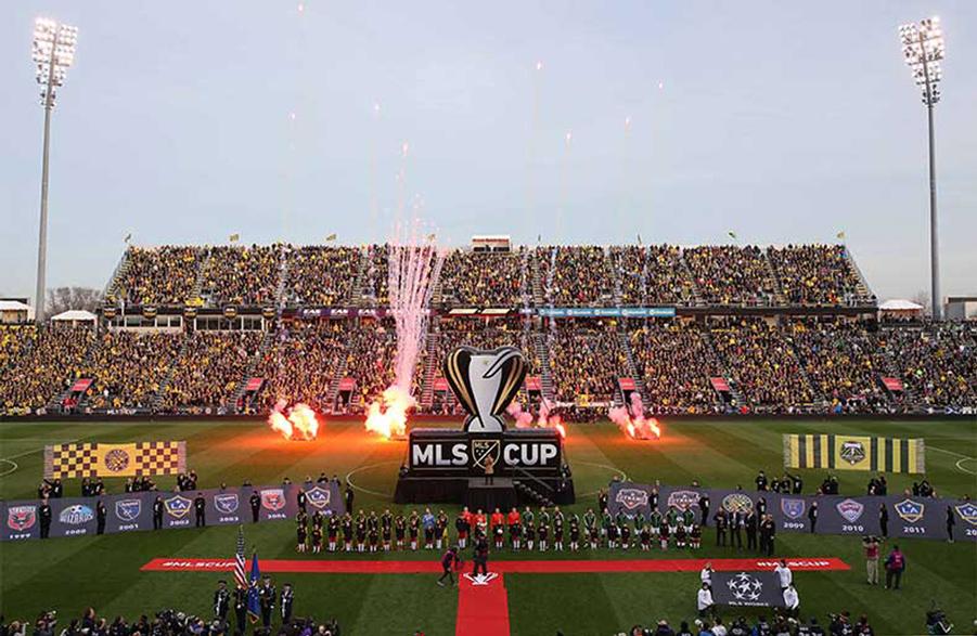 MLS Cup 2015 Stadium