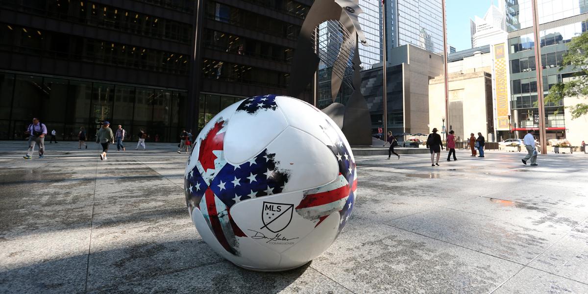 MLS 2017 Ball