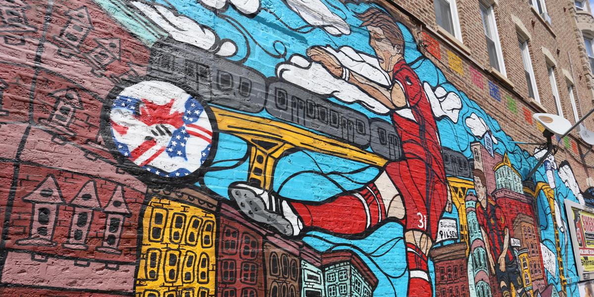 MLS 2017 Mural