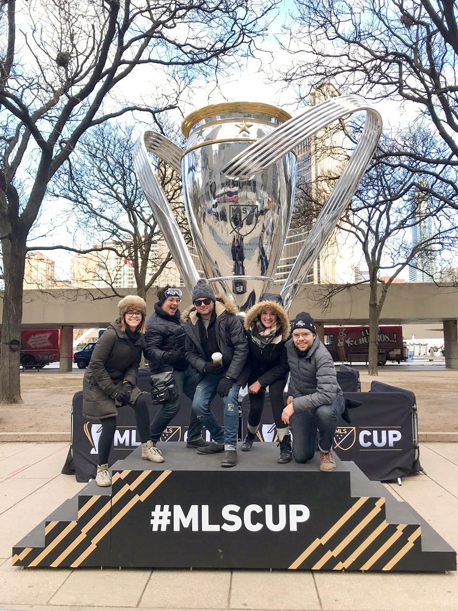 CUP17-Giant Trophy Team Civitas