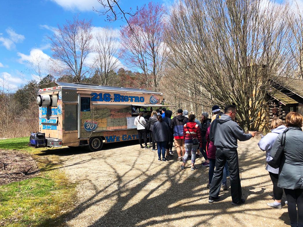 REI-Food Truck