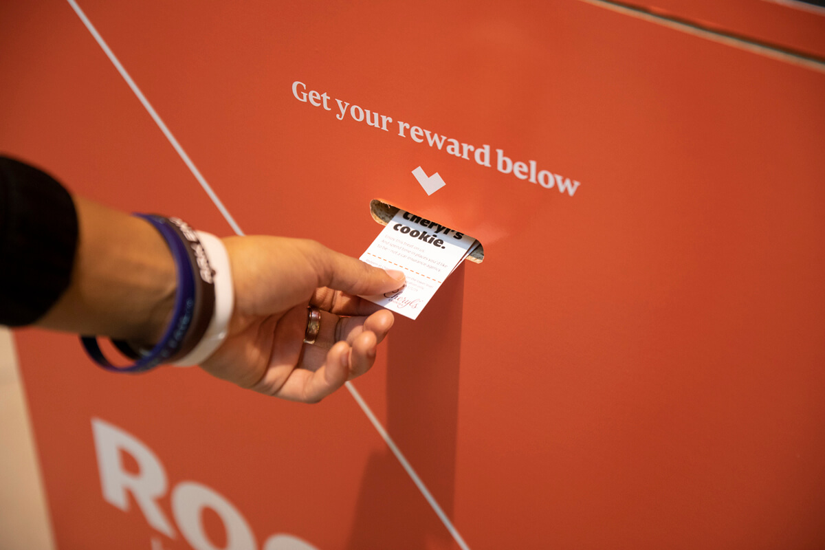 Root Tiny Agency - Card Dispensing