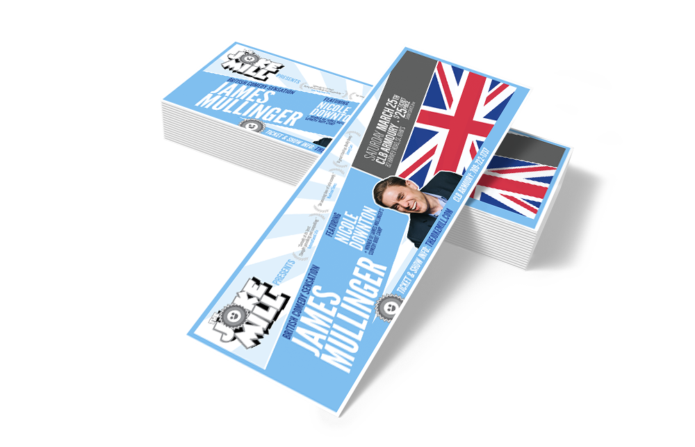 Mullinger Tickets - Dunphy & Company