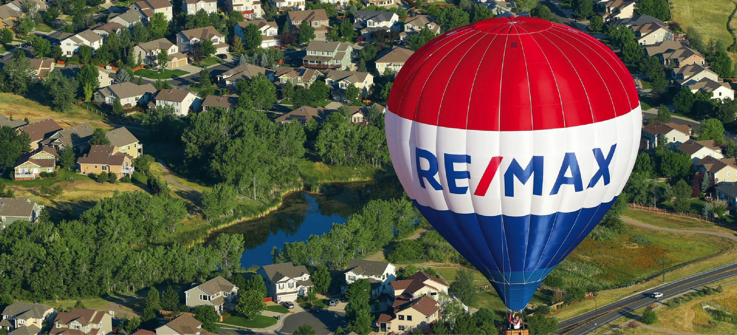 REMAX new logo balloon