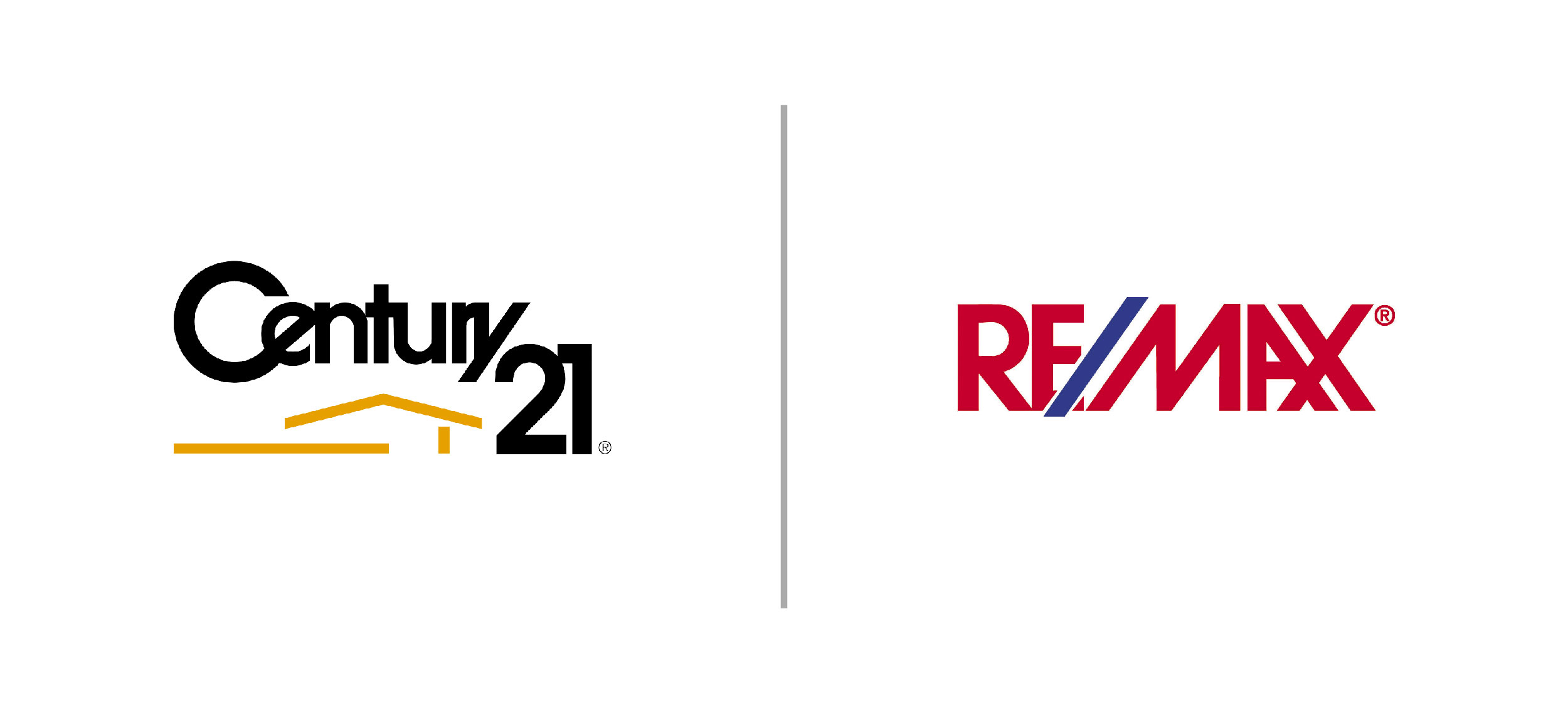 REMAX and Century 21 Logos
