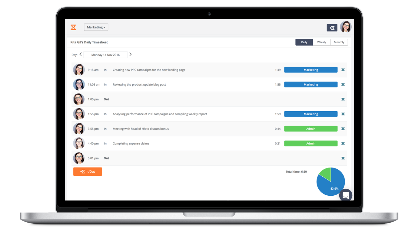 Jibble | Time And Attendance Tracking For Education