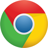 Time Tracking Chrome Logo