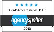 us 5 star on AgencySpotter