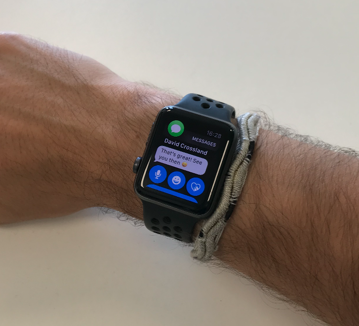 Apple Watch and wearables - getting the user experience right