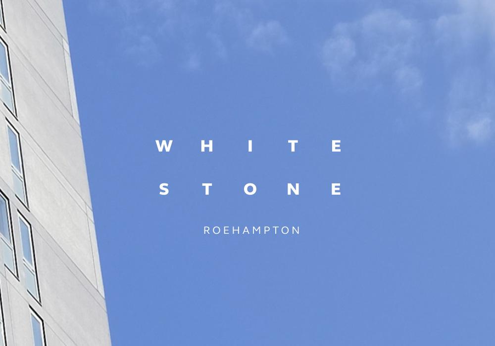 White Stone brand Identity
