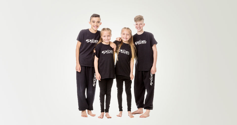 Excel juniors dance classes for children