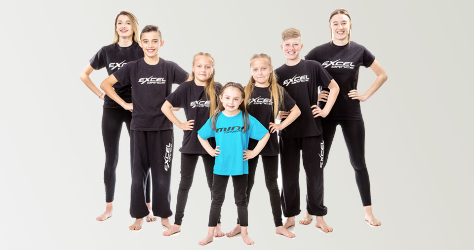 Teen and adult dance lessons at Excel Dance