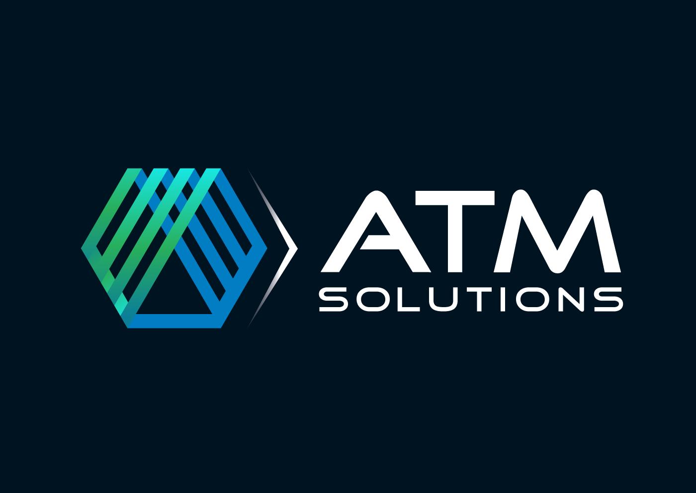 ATM Solutions logo