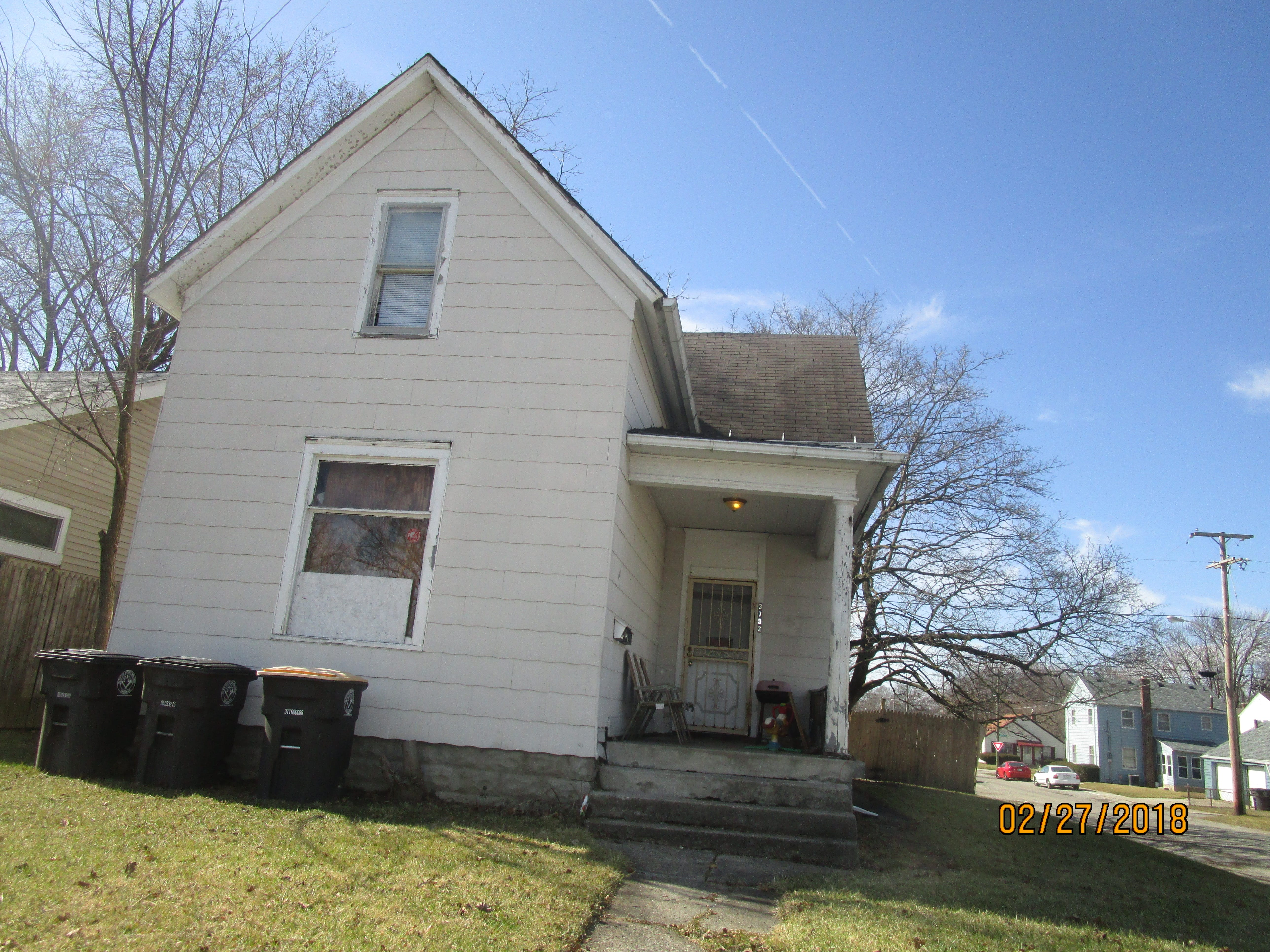 3702 Winter St, Fort Wayne IN, 46806