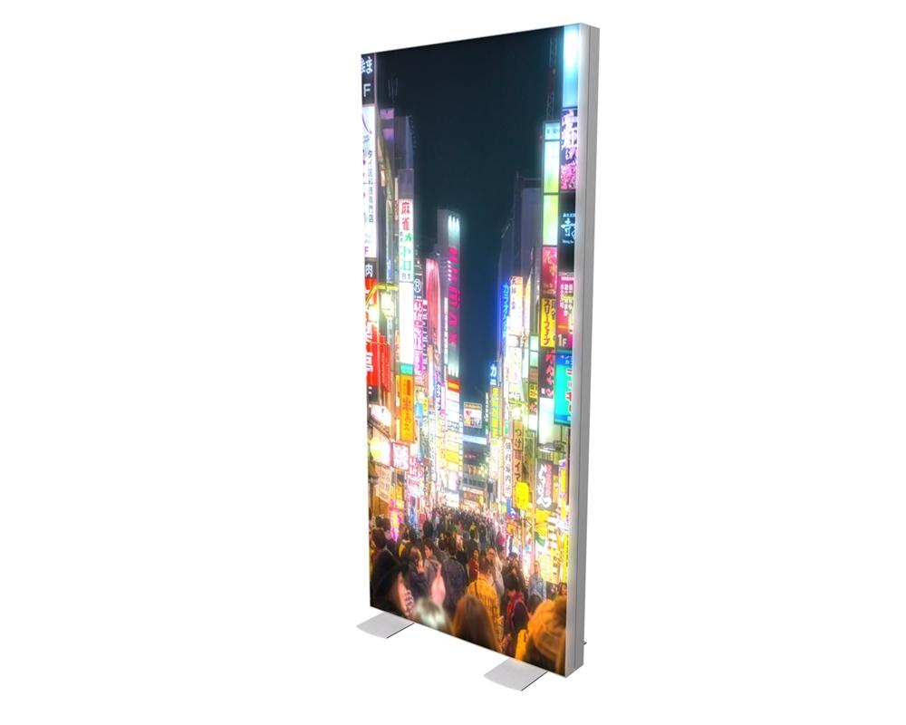 Igniter 36x84 Freestanding Light Box