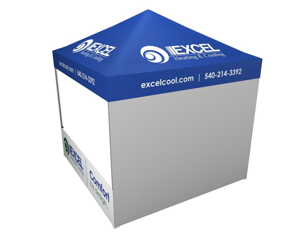 Zoom Popup Tent Kit