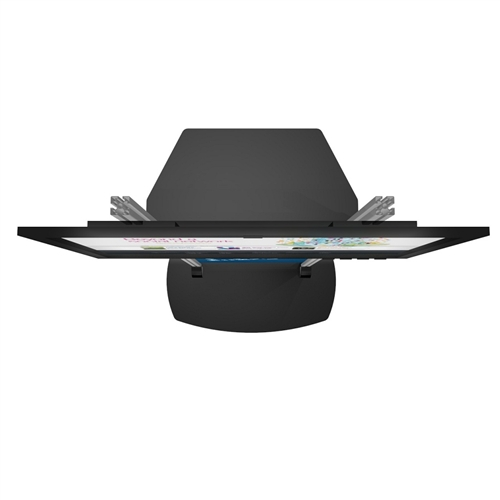 Large TV & Monitor Stand with Graphic