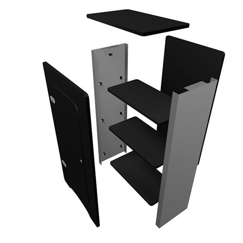 XRline NLC4 Locking Counter