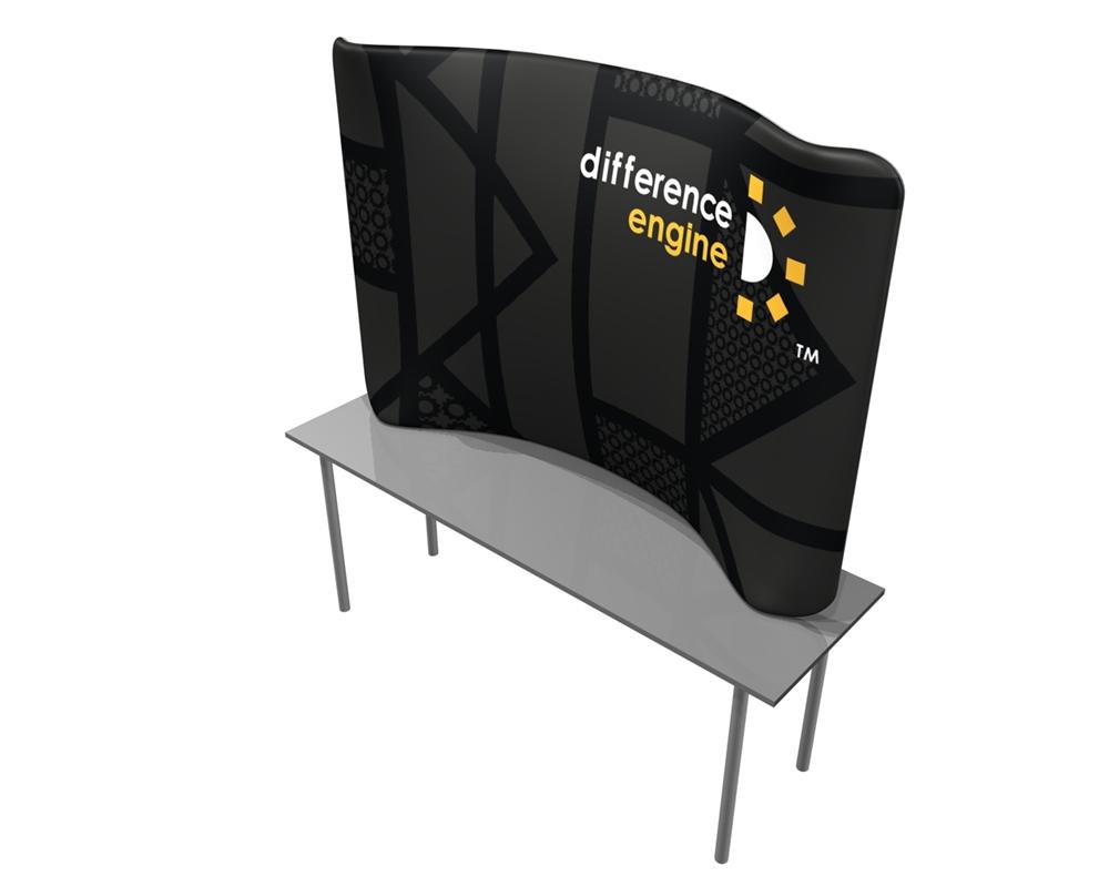 Waveline 8ft Tabletop