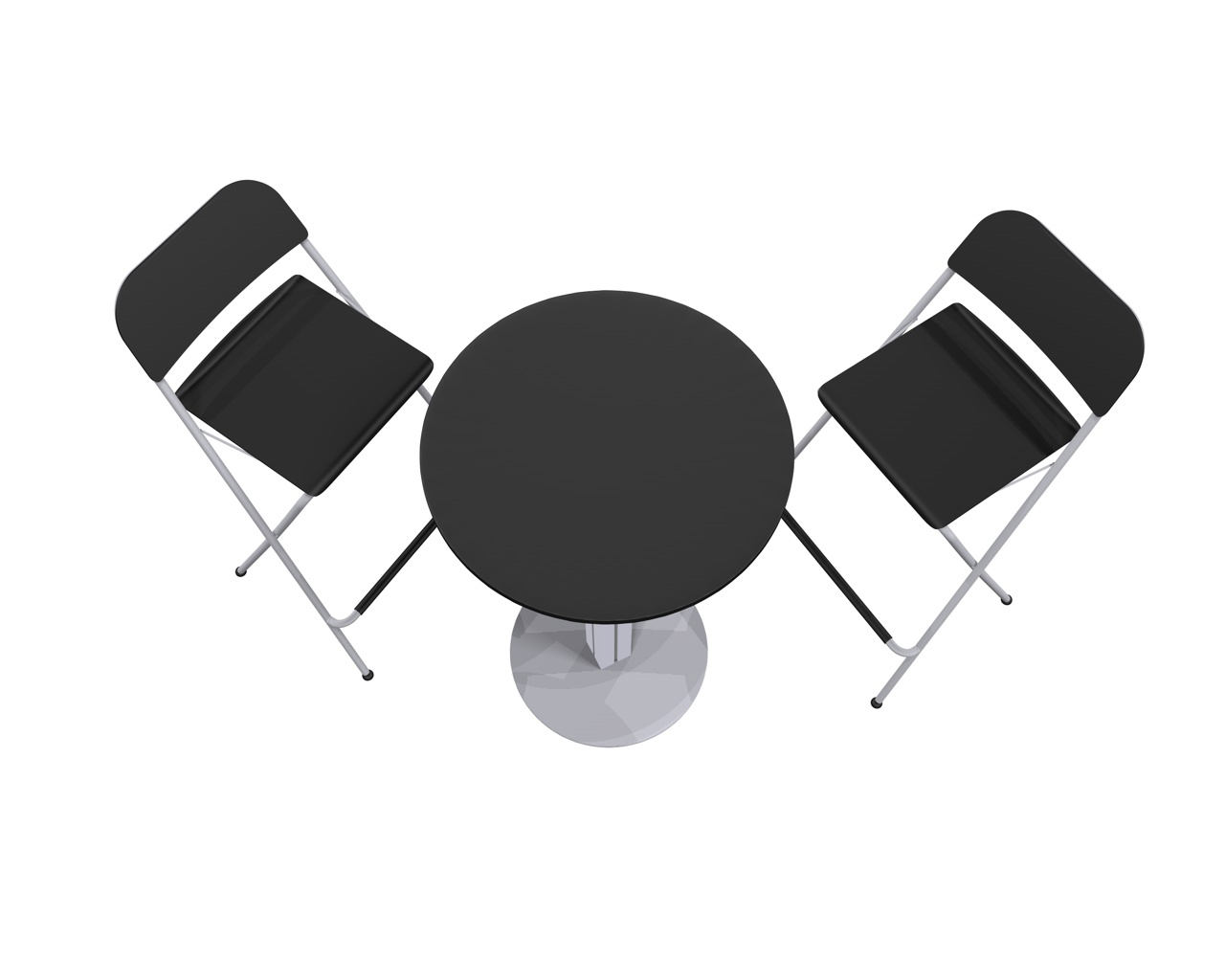 XVline Cafe Table and Chairs