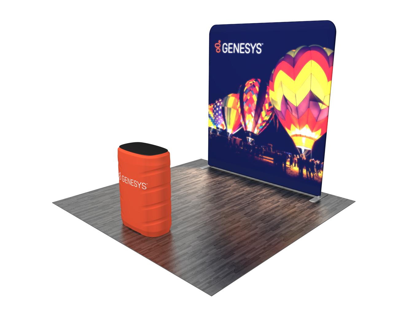 Wavelight Backlit 8ft Kit
