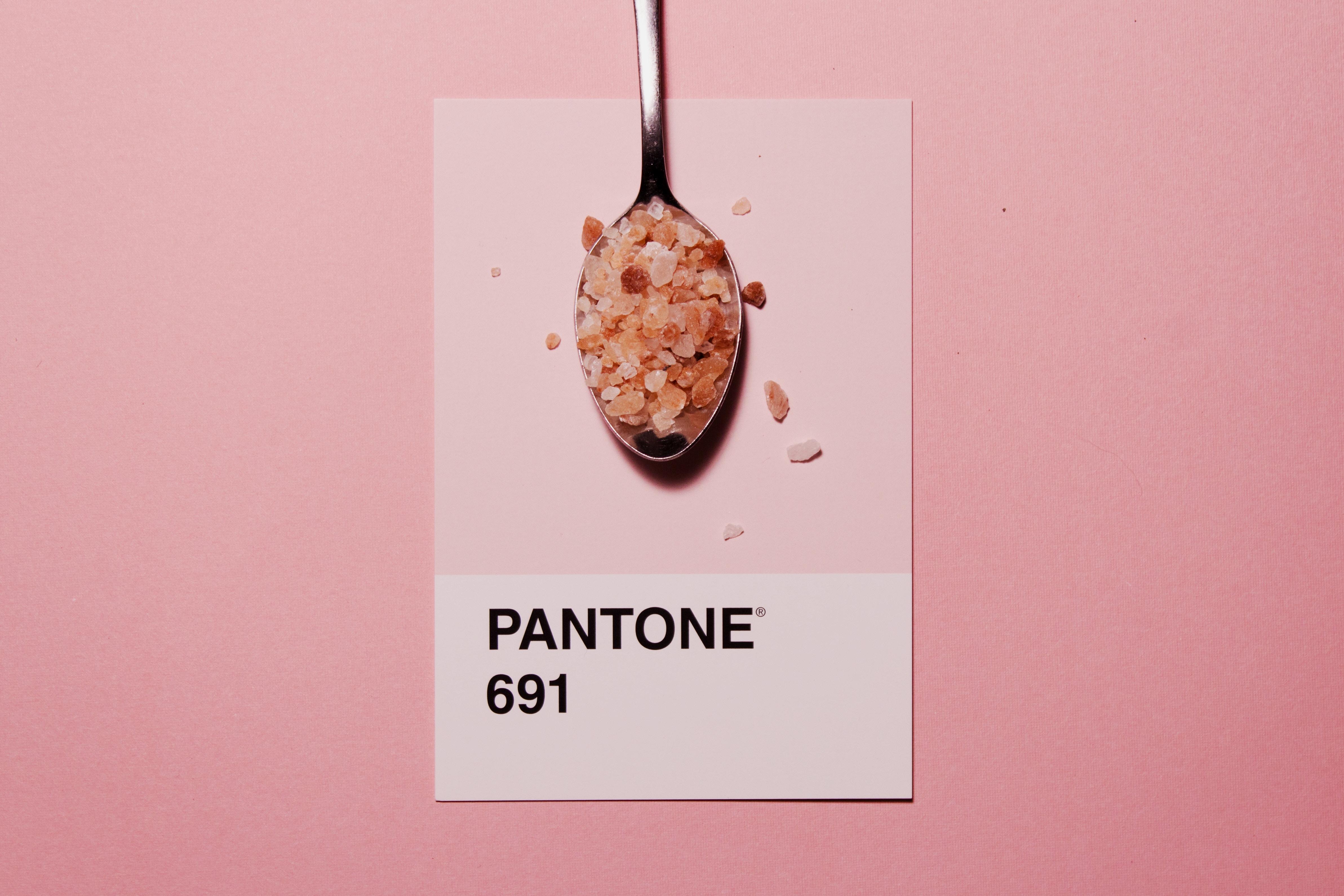 Pantone 691 color image
