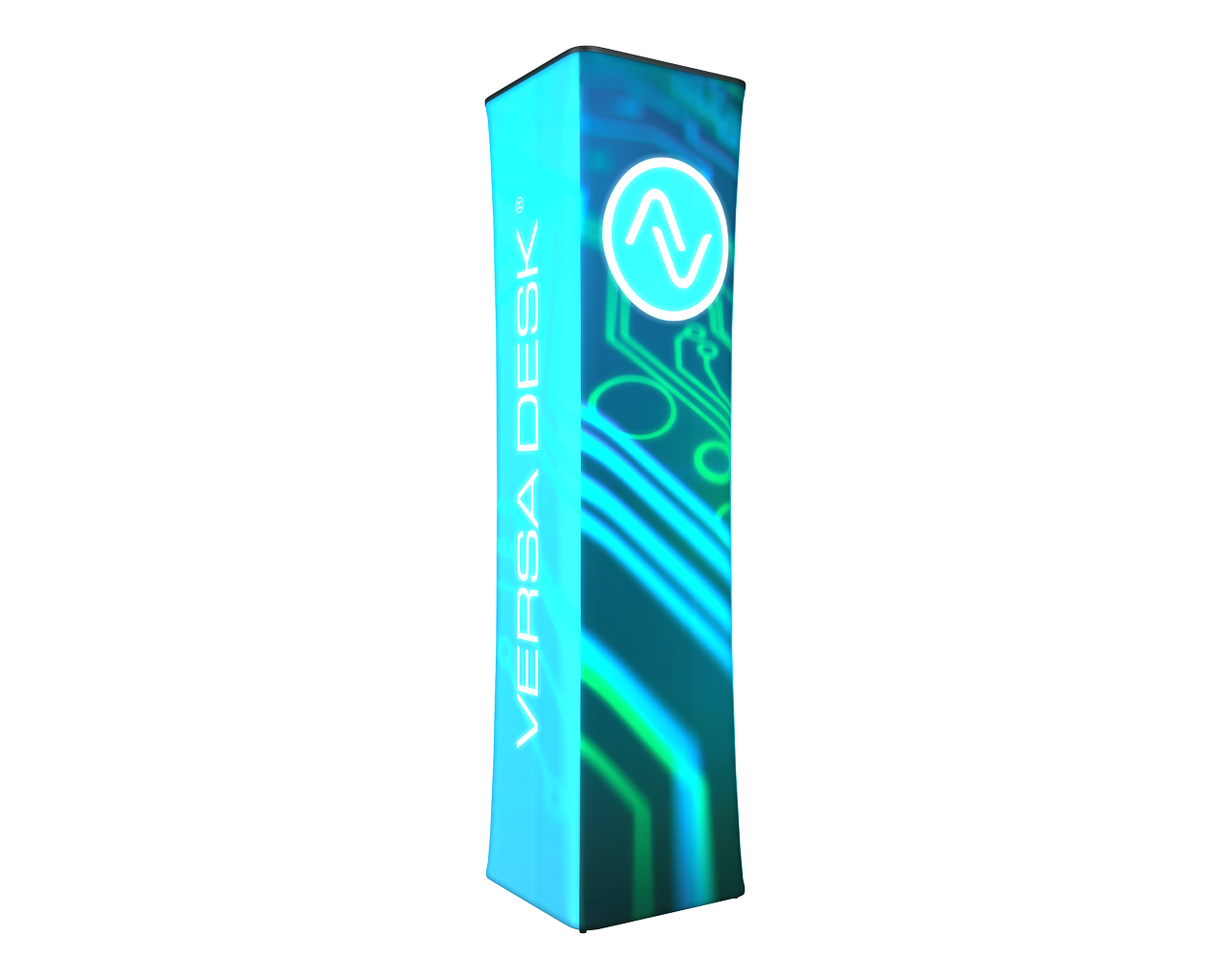 Wavelight Air Backlit Tower - Square
