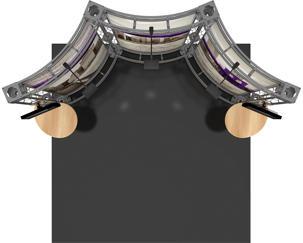 Lynx 10 x 10 Orbital Truss